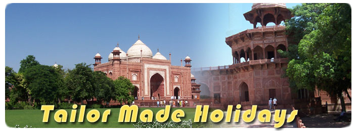tailormade holidays in india